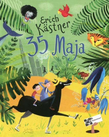 35 maja - Erich Kastner | okładka