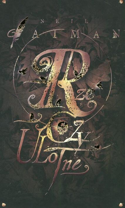 Rzeczy Ulotne - Neil Gaiman | okładka