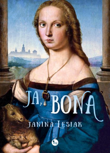 Ja Bona - Janina Lesiak | okładka
