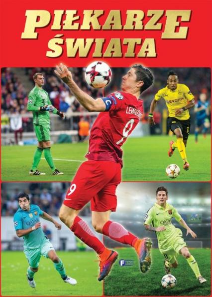 Piłkarze świata -  | okładka