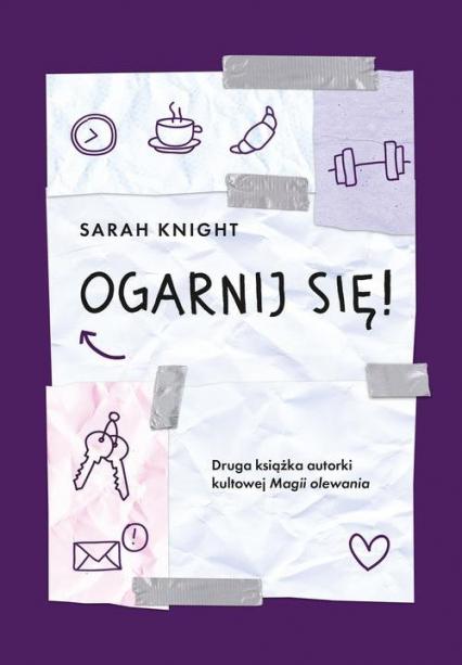 Ogarnij się! - Sarah Knight | okładka