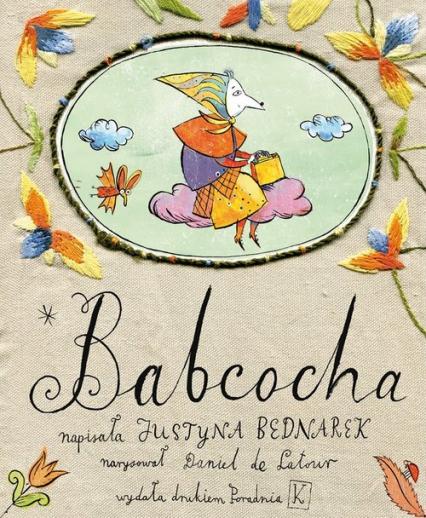 Babcocha - Justyna Bednarek | okładka