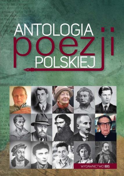 Antologia poezji polskiej -  | okładka