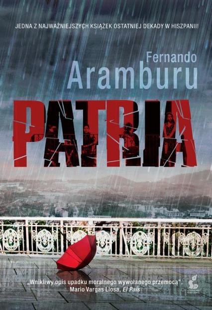 Patria - Fernando Aramburu | okładka