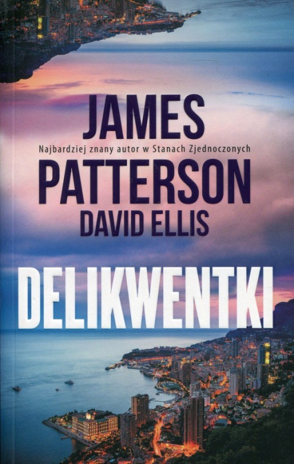 Delikwentki - James Patterson | okładka
