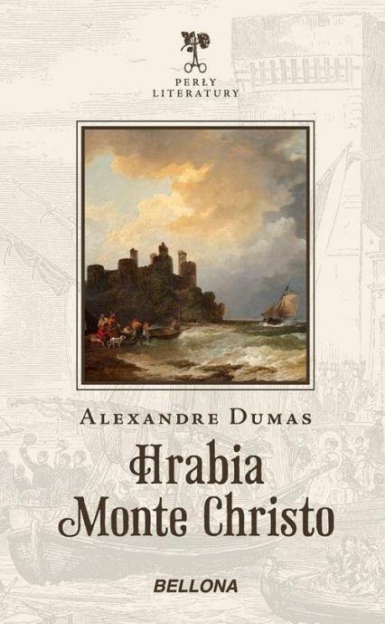 Hrabia Monte Christo Tom 1/2 - Aleksander Dumas | okładka