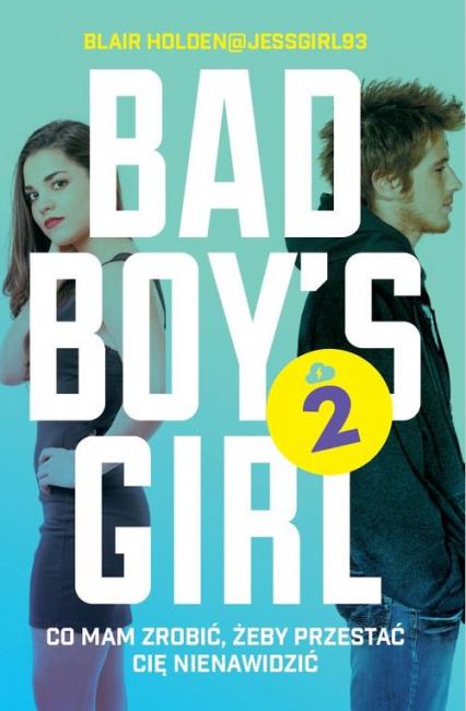 Bad Boy's Girl 2 - Blair Holden | okładka