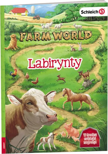 Farm World Labirynty LMAS-301 -    okładka
