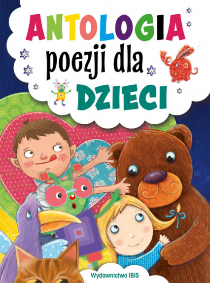 Antologia poezji dla dzieci -  | okładka