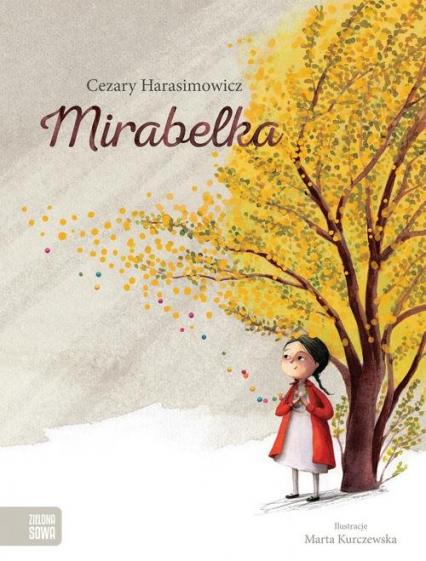 Mirabelka - Cezary Harasimowicz | okładka