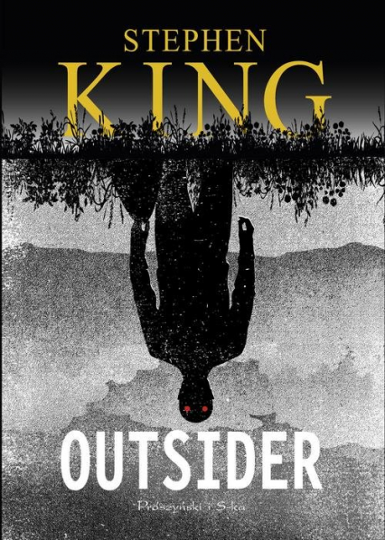 Outsider - Stephen King | okładka