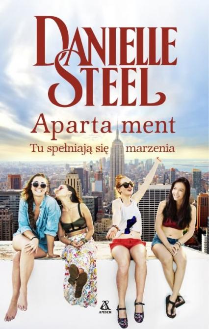 Apartament - Danielle Steel   okładka