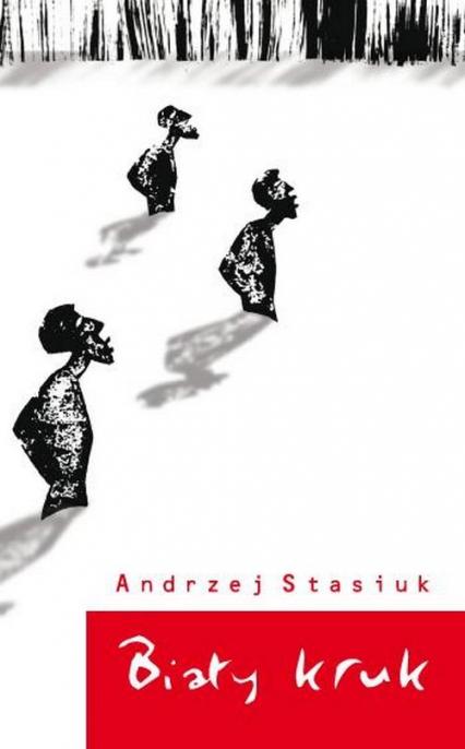Biały kruk - Andrzej Stasiuk | okładka