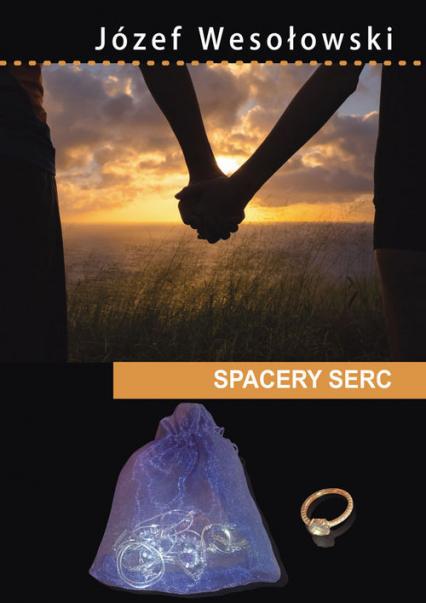 Spacery serc - Józef Wesołowski | okładka