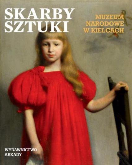Skarby sztuki Muzeum Narodowe w Kielcach -    okładka