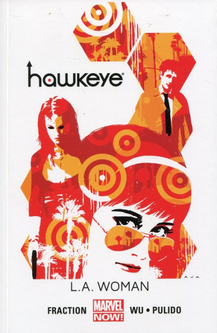 Hawkeye Tom 3 L.A. Woman - Matt Fraction | okładka
