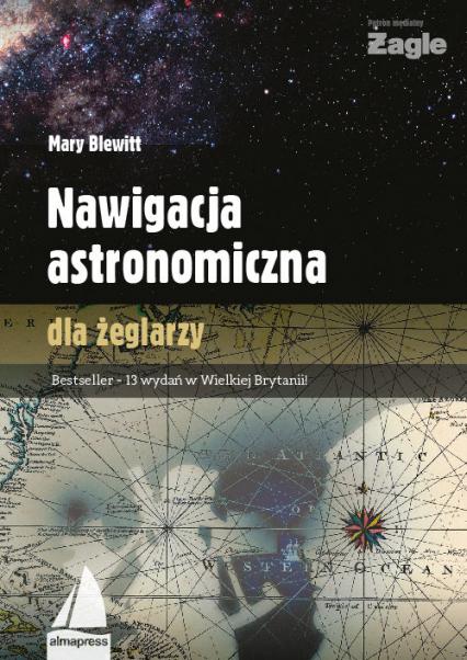 Nawigacja astronomiczna dla żeglarzy - Mary Blewitt   okładka
