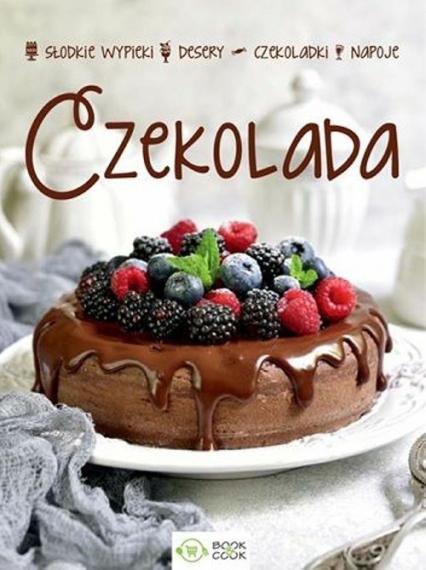 Czekolada Słodkie wypieki desery czekoladki napoje -  | okładka