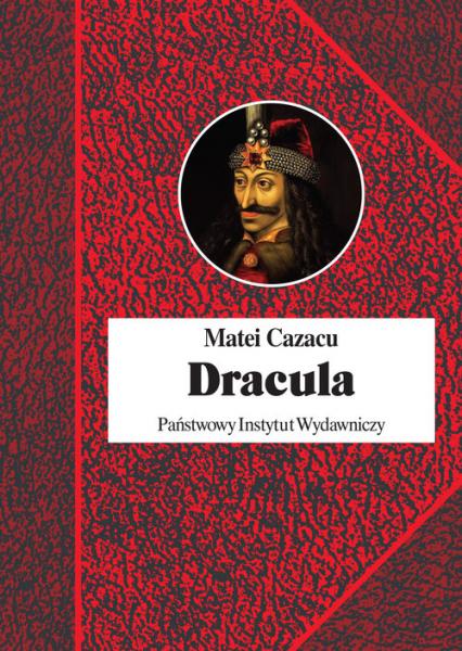 Dracula - Matei Cazacu   okładka