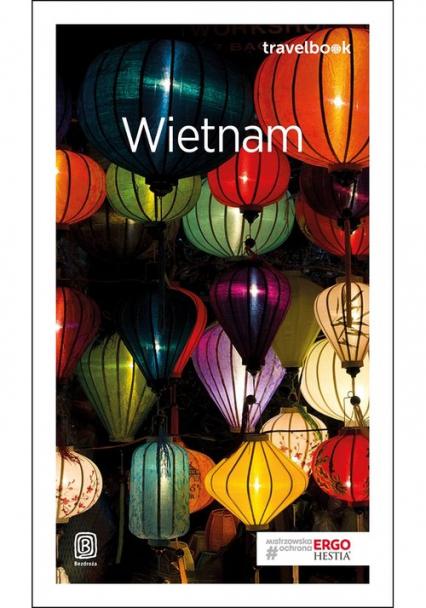 Wietnam Travelbook - Krzysztof Dopierała | okładka