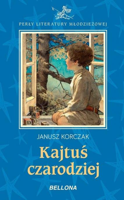 Kajtuś czarodziej - Janusz Korczak   okładka