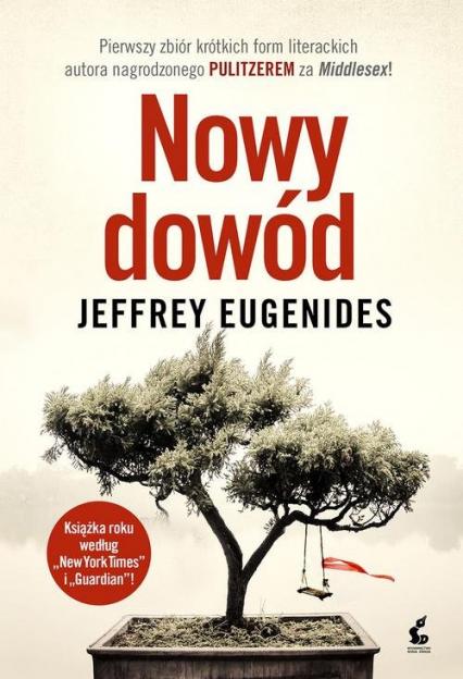 Nowy dowód - Jeffrey Eugenides | okładka