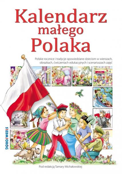Kalendarz małego Polaka - Tamara Michałowska | okładka