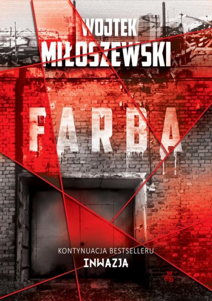 Farba - Wojtek Miłoszewski | okładka