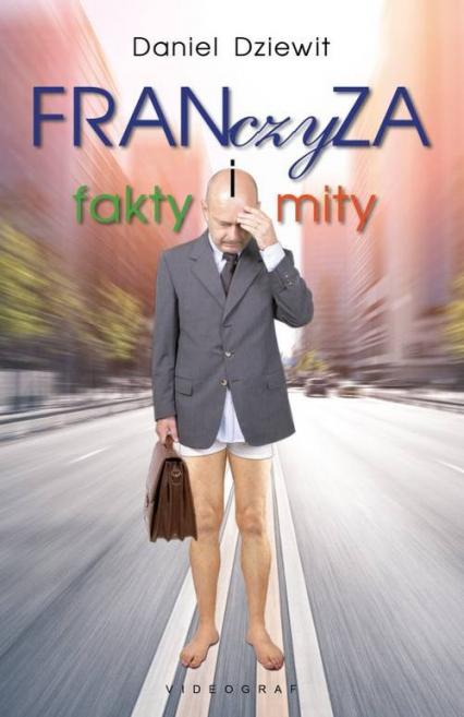 Franczyza Fakty i mity - Daniel Dziewit | okładka
