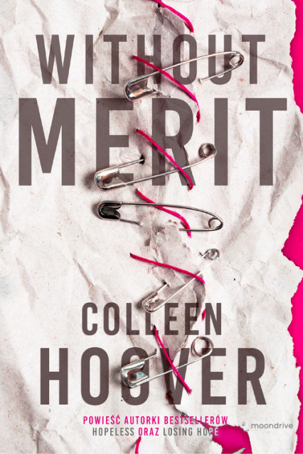 Without Merit - Colleen Hoover | okładka