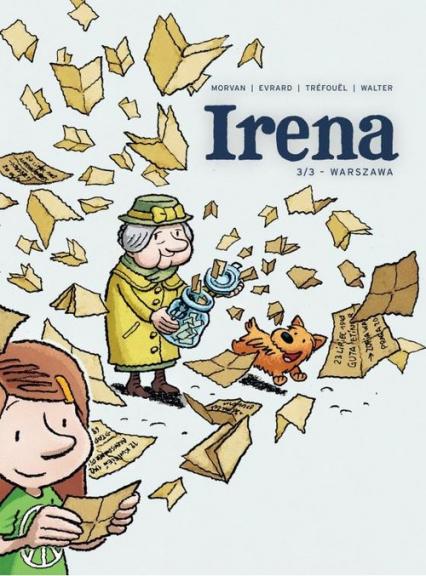 Irena 3/3 - Warszawa - zbiorowa Praca   okładka