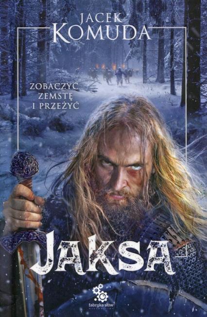 Jaksa - Jacek Komuda | okładka