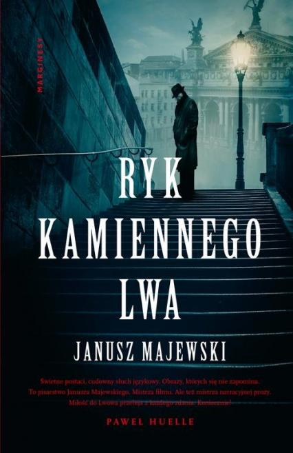 Ryk kamiennego lwa - Janusz Majewski | okładka