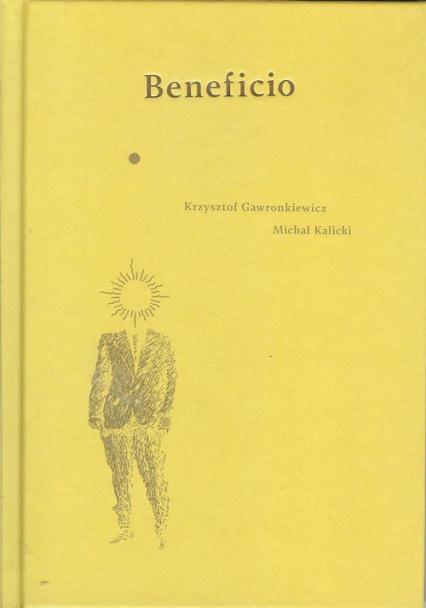 Beneficio - Gawronkiewicz K., Kalicki M. | okładka