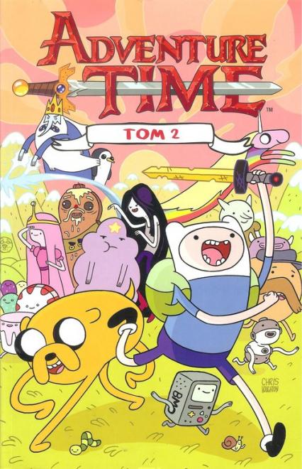 Adventure time 2 / Studio JG - zbiorowa Praca | okładka