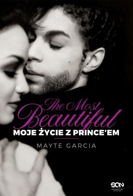 The Most Beautiful Moje życie z Prince'em - Mayte Garcia | okładka