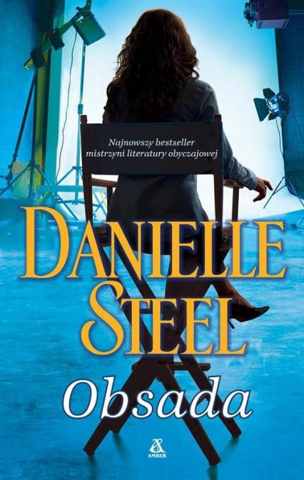 Obsada - Danielle Steel | okładka