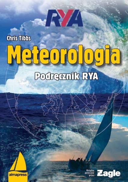 Meteorologia Podręcznik RYA - Chris Tibbs   okładka