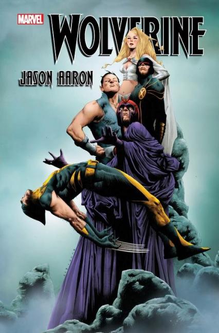 Wolverine Tom 3 - Jason Aaron | okładka