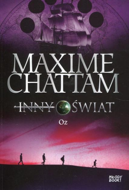 Oz - Maxime Chattam | okładka
