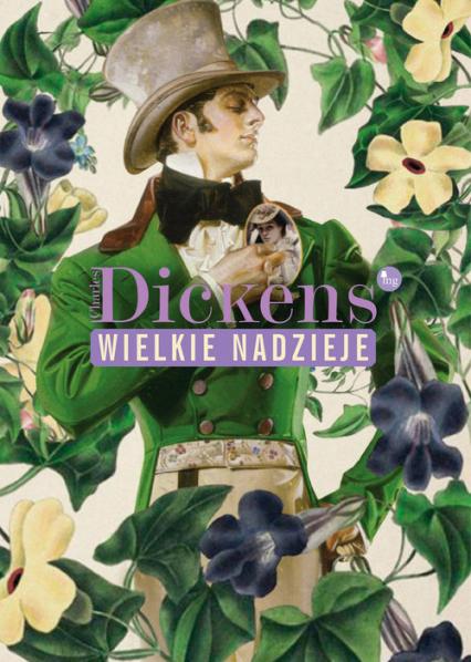 Wielkie nadzieje - Charles Dickens | okładka