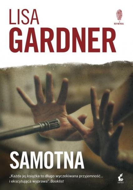 Samotna - Lisa Gardner   okładka