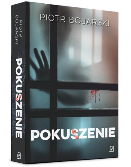 Pokuszenie - Piotr Bojarski | okładka