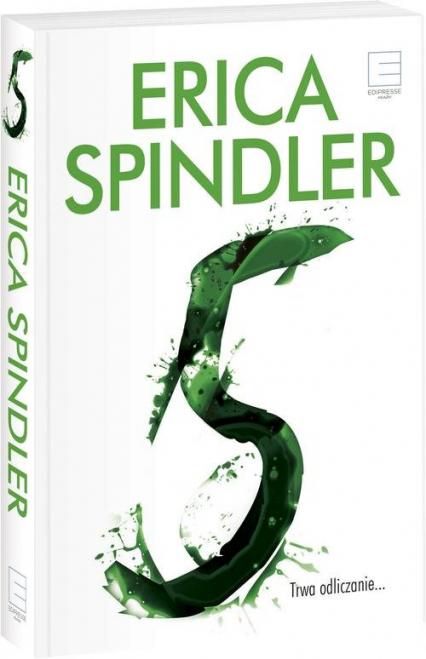 Piątka - Erica Spindler   okładka