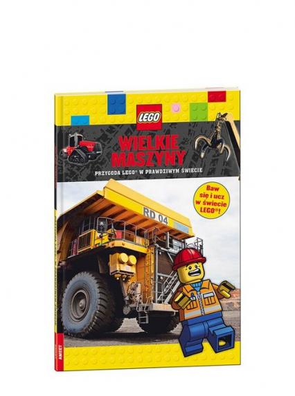 LEGO Wielkie maszyny /LDJM3 LDJM-3 - zbiorowe Opracowanie | okładka