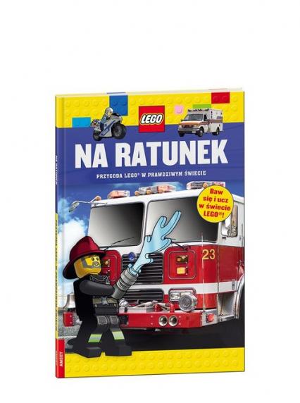 LEGO Na ratunek - zbiorowe Opracowanie | okładka