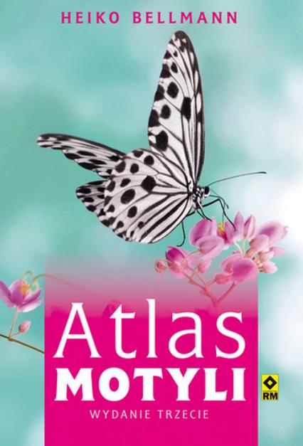 Atlas motyli - Heiko Bellmann   okładka