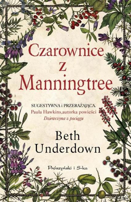 Czarownice z Manningtree - Beth Underdown | okładka