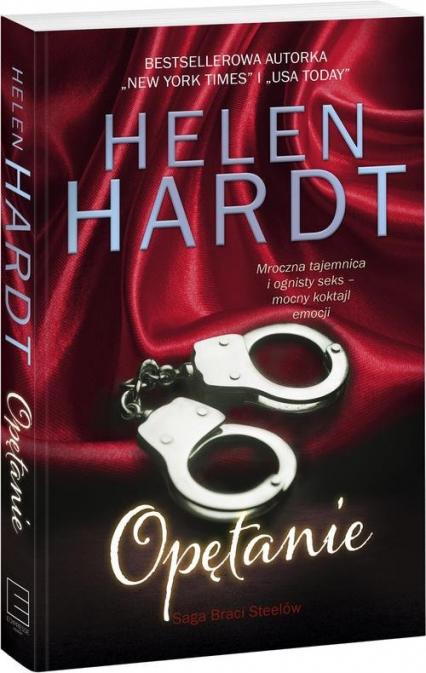 Opętanie Saga braci Steelów - Helen Hardt | okładka