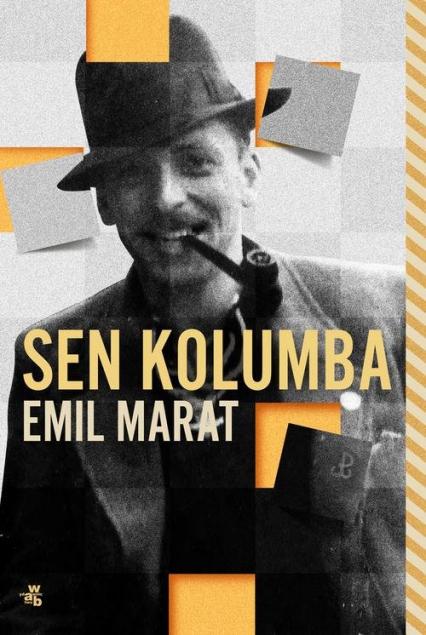 Sen Kolumba - Emil Marat | okładka